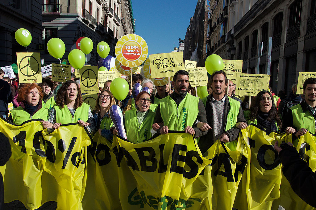 Greenpeace_Climate_March_2015_Madrid