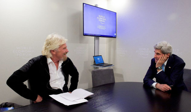 Secretary_Kerry_Sits_With_Sir_Richard_Branson_for_a_Discussion_on_Climate_Change_in_Davos_(24413230022)
